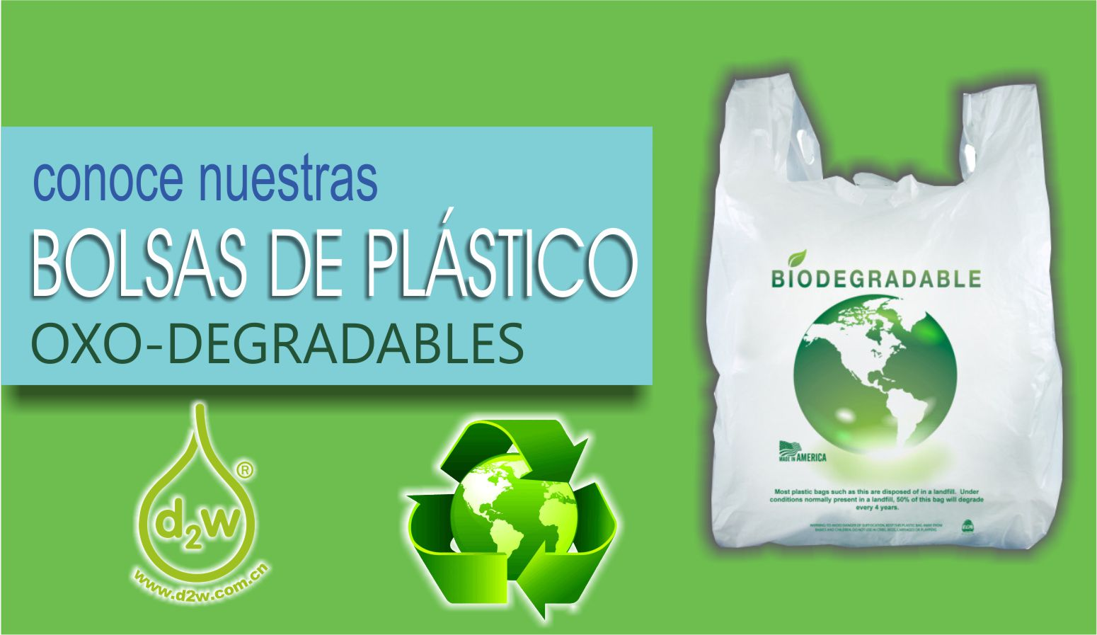 09103d4d1 Fábrica de Bolsas Biodegradables BRISKA S.A.C.
